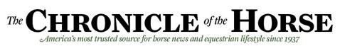 Chronicle of the horse website logo